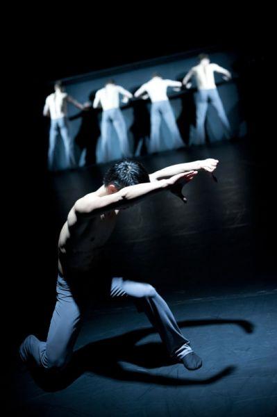 Zhiyong Zhang, Herren des Ballettensembles