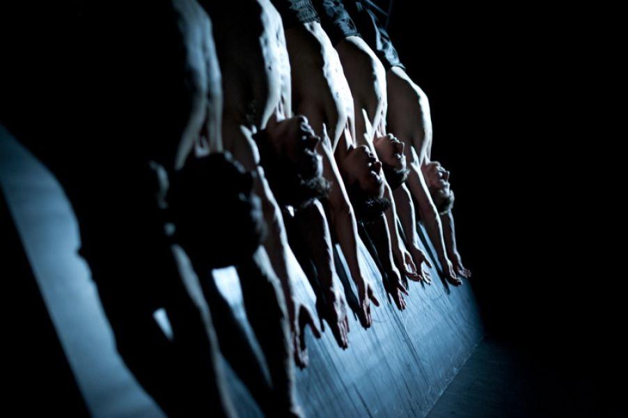 Herren des Ballettensembles