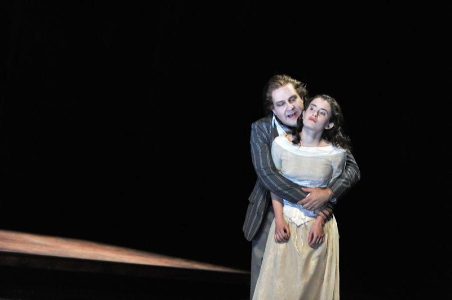v.l.: Antonio Lallo, Johanna Paschinger