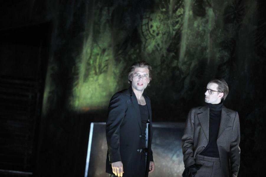 v.l.: Volkram Zschiesche, Raphael Westermeier